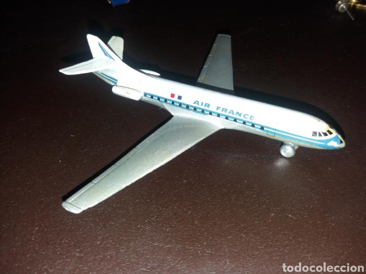 Juguetes antiguos: Avión CIJ,Air FRANCE. - Foto 2 - 180231655