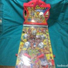 Juguetes antiguos: FLIPPER BASKET DE RIMA. Lote 180276498