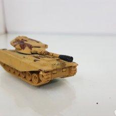 Brinquedos antigos: GUISVAL TANQUE CENTURIÓN MK 3 PARTE TRASERA DEFORMADA EN PLÁSTICO 7 X 3 CM. Lote 180469261