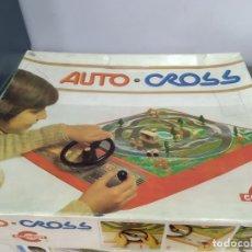 Juguetes antiguos: ANTIGUO JUEGO AUTO CROSS DE CONGOST. Lote 181335191