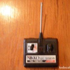 Juguetes antiguos: MANDO RADIO CONTROL NIKKO 27145. Lote 181592643