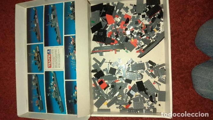 Juguetes antiguos: Tente - Los navios intrepidos , con caja - Foto 3 - 181943927