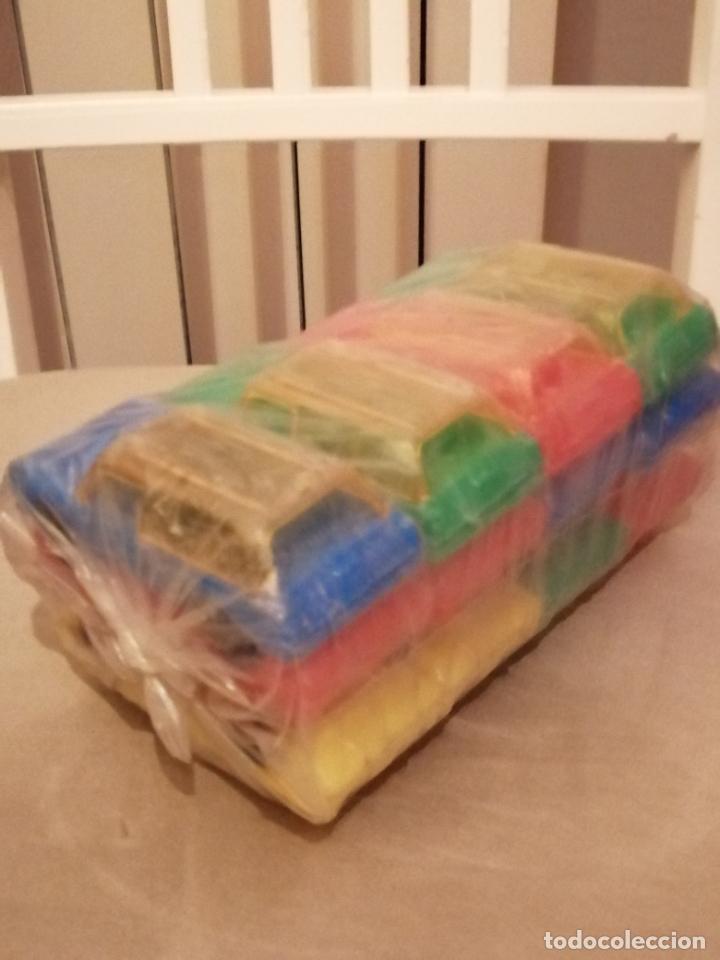 Juguetes antiguos: ANTIGUA BOLSA DE SEAT 1500 RANCHERAS - Foto 2 - 182527437