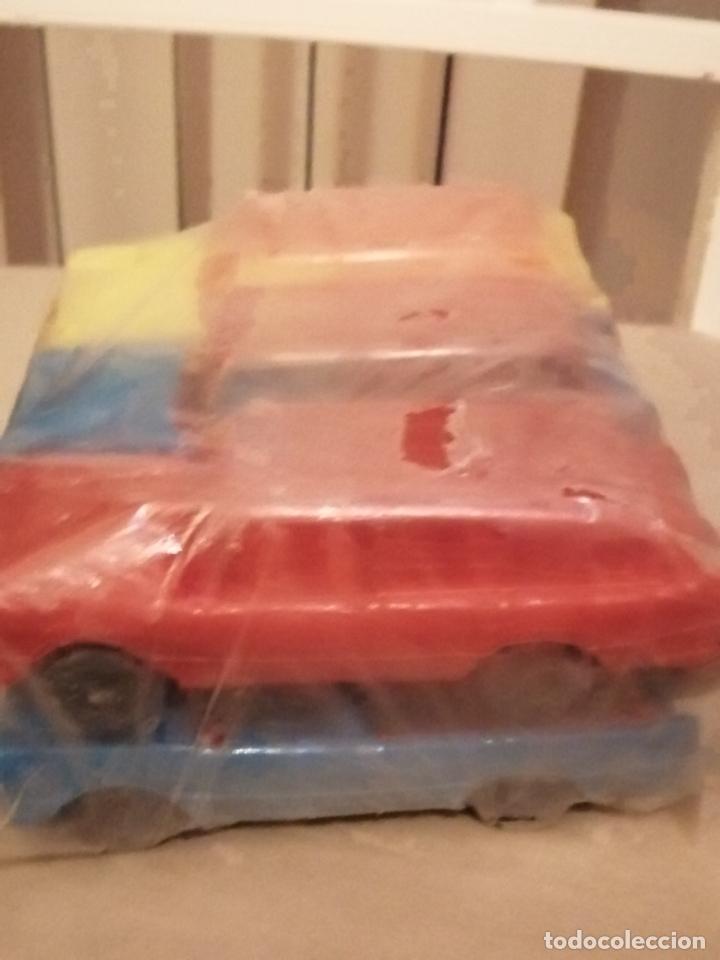 Juguetes antiguos: ANTIGUA BOLSA DE SEAT 1500 RANCHERAS - Foto 3 - 182527437