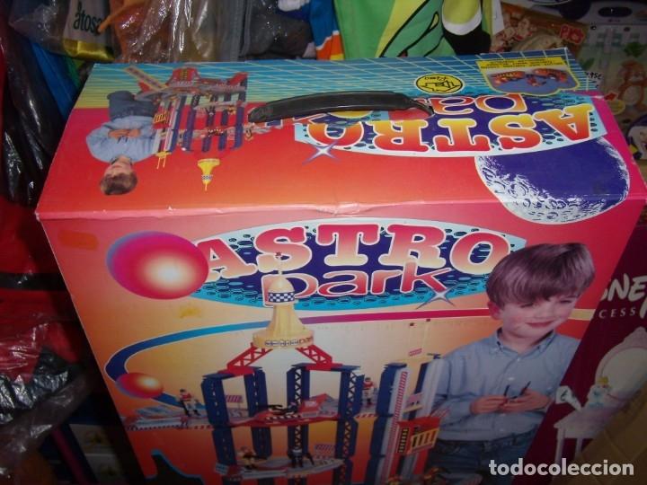 Juguetes antiguos: Rima Astro Park, años 80, Nuevo sin abrir. - Foto 7 - 70700093
