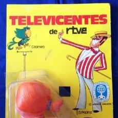 Juguetes antiguos: LICIA - TELEVICENTES DE RTVE (CINEARTE) - JUGUETES FEBER S.L. - A ESTRENAR. Lote 183060093