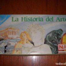 Juguetes antiguos: JUEGO HISTORIA DEL ARTE NAC. Lote 183507041
