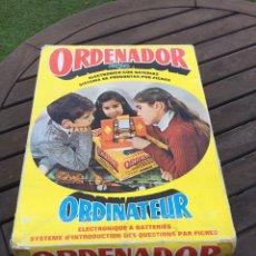 Juguetes antiguos: ORDENADOR AIRGAM REF. 604. Lote 183677331