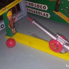 Juguetes antiguos: JUEGO TRAGABOLAS DE CONGOST. Lote 184056133