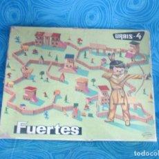 Brinquedos antigos: URBIS 4, FUERTES DE GOULA AÑOS 50. Lote 184198128