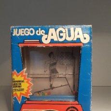 Juguetes antiguos: GEYPER, JUEGO DE AGUA, COMPLETO CON CAJA. Lote 184254118
