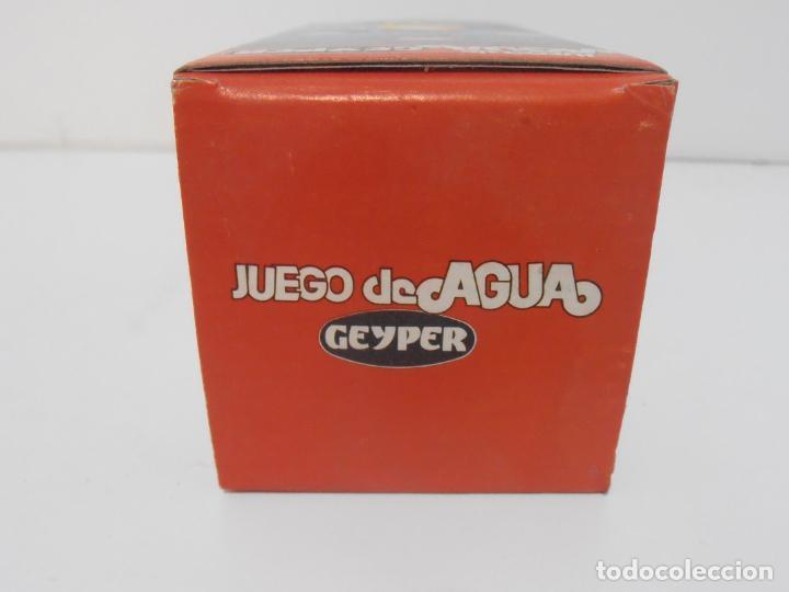 Juguetes antiguos: JUEGO DE AGUA GEYPER, REF 710, HIPOPOTAMO, EN CAJA, NUEVO A ESTRENAR, ANTIGUA JUGUETERIA - Foto 7 - 184873896