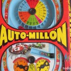Juguetes antiguos: AUTO MILLON DE AIRGAM. REF 903. MADE IN SPAIN - DIFICIL DE ENCONTRAR!!!. Lote 188762165