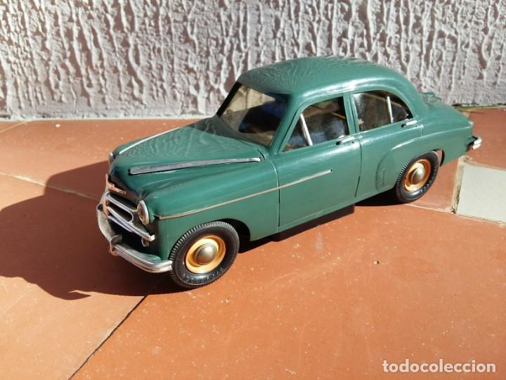 Juguetes antiguos: Vauxhall Velox Victory juguete antiguo - Foto 1 - 189212653