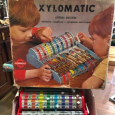 Brinquedos antigos: ANTIGUO JUEGO XYLOMATIC. Lote 213772988
