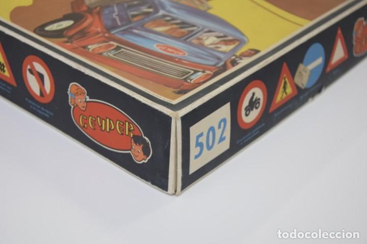 Juguetes antiguos: GEYPER CAMIONES REF. 502 - MONTAJE EN CADENA - AÑOS 60 / 70 - EN MUY BUEN ESTADO - VER FOTOS - Foto 12 - 189489117