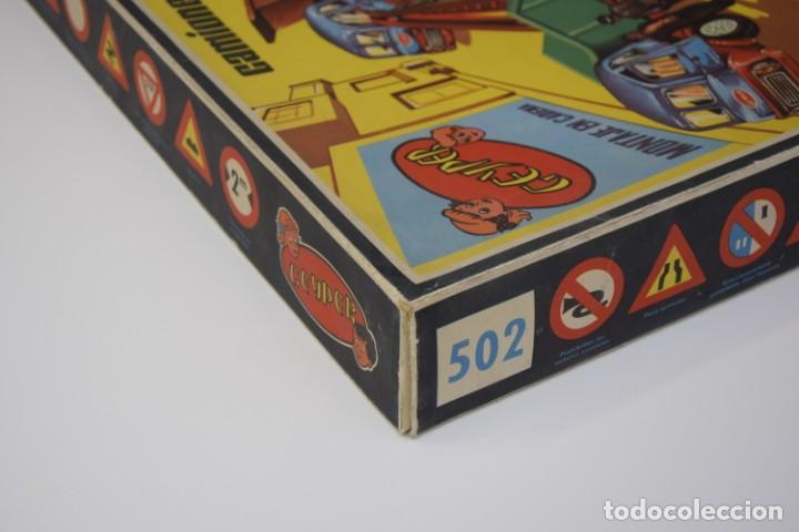 Juguetes antiguos: GEYPER CAMIONES REF. 502 - MONTAJE EN CADENA - AÑOS 60 / 70 - EN MUY BUEN ESTADO - VER FOTOS - Foto 15 - 189489117