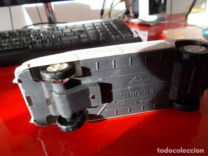 Juguetes antiguos: Citroen AMI 8 Plasticos Albacete custom - Foto 5 - 189941758