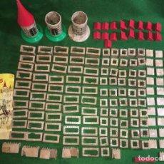 Juguetes antiguos: JUEGO DE CONSTRUCCION MAXIM'S CASTILLOS. Lote 189959150