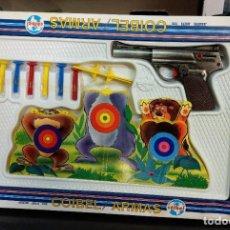 Brinquedos antigos: ARMA DE TIRO DE COIBEL. Lote 190176193