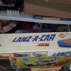 Juguetes antiguos: LANZACAR LANZ A CAR DE CONGOST EN CAJA. Lote 190591093