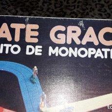 Juguetes antiguos: JUGUETES GRACIA CIRCUITO DE MONOPATINES SKATE GRACIA , JUGUETE ANTIGUO,. Lote 192009537