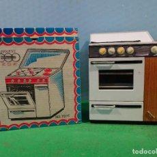 Brinquedos antigos: JUGUETES EGE-COCINA -NUEVO,DE ALMACEN. Lote 192113976