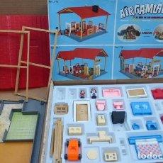 Juguetes antiguos: AIRGAMLANDIA...EL PAIS DE LAS MARAVILLAS..MUY APROVECHABLE...CAJA ORIGINAL.... Lote 193193258
