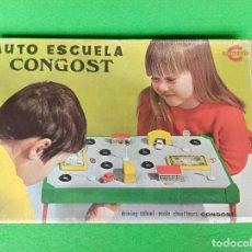 Juguetes antiguos: AUTOESCUELA DE CONGOST. Lote 193267875