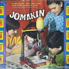Juguetes antiguos: JOMAKIN. PROYECTOR ELECTRICO DE DIBUJO. SOLO FALTA LOS LAPICES DE COLORES. FUNCIONA. VER FOTOS. Lote 268456409