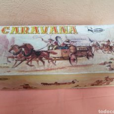 Brinquedos antigos: CARAVANA VICMA. Lote 193939032