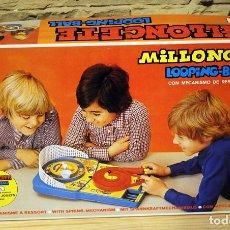 Juguetes antiguos: MILLONCETE LOOPING-BALL, DE AIRGAM - NUEVO A ESTRENAR Y EN SU CAJA ORIGINAL - AÑOS 70. Lote 194225482