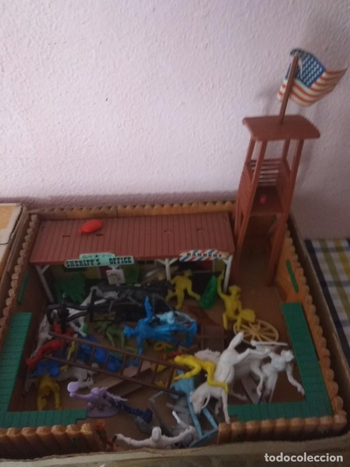 Juguetes antiguos: Fuerte comandó - Foto 3 - 194229571
