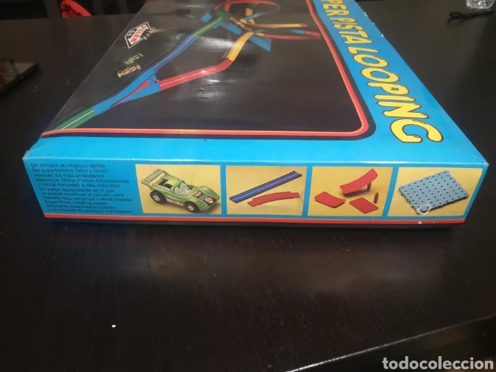 Juguetes antiguos: SUPER PISTA LOOPING DE PILEN AÑOS 70 - Foto 8 - 194230778