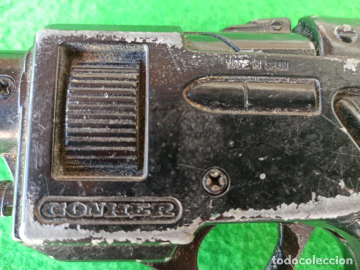 Juguetes antiguos: PISTOLA DE MISTO MARCA CONHER - Foto 6 - 194528120
