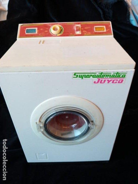 LAVADORA ELECTRICA JUYCO AÑOS 70 (Juguetes - Marcas Clasicas - Otras Marcas)