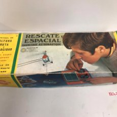 Juguetes antiguos: RESCATE ESPACIAL - JUEGO CONGOST 1970 -. Lote 194897070