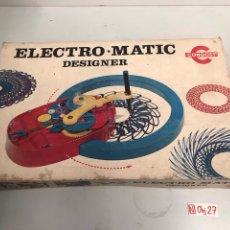 Juguetes antiguos: ELECTRO MATIC CONGOST. Lote 194901411