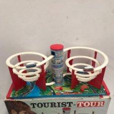 Juguetes antiguos: CIRCUITO TOURIST - TOUR ( MARCA CONGOST ) NUEVO. Lote 194921275