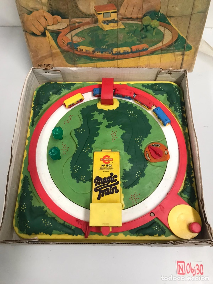 Juguetes antiguos: Magic train - Foto 2 - 194971350
