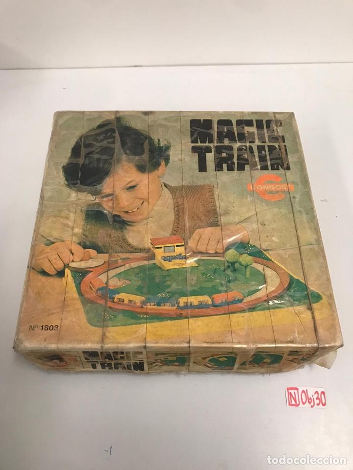 MAGIC TRAIN (Juguetes - Marcas Clasicas - Otras Marcas)