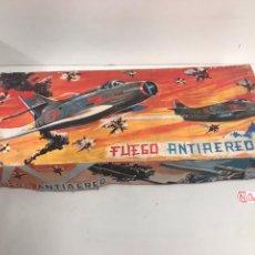 Juguetes antiguos: CONGOST - JUEGO DE TIRO -FUEGO ANTIAEREO. Lote 194973357