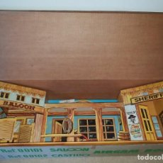 Juguetes antiguos: AIRGAM BOYS - CAJA REF 00101 SALOON.. Lote 194988271