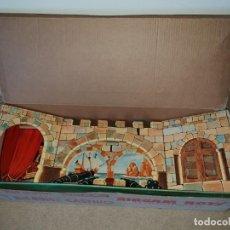 Juguetes antiguos: AIRGAM BOYS - CASTILLO, REF. 00102.. Lote 194988737