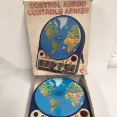 Juguetes antiguos: CONTROL AÉREO. Lote 195005513
