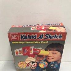 Juguetes antiguos: KALEID & SKETCH. Lote 195006700