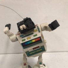 Juguetes antiguos: VINTAGE ROBOT RAIDOR BANDAI, 1985. Lote 195251768