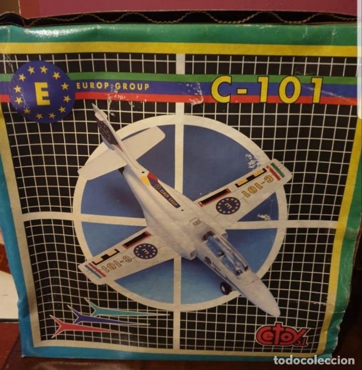 AVION C-101 CETOY S.L. (Juguetes - Marcas Clasicas - Otras Marcas)