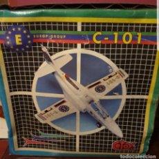 Juguetes antiguos: AVION C-101 CETOY S.L.. Lote 195304421