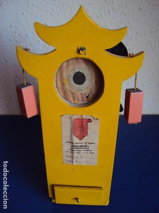 Juguetes antiguos: (JU-200290)INDUSTRIAS ELECTRICAS DEL JUGUETE VALLMAJO - FU MAN CHU - Foto 6 - 195314333